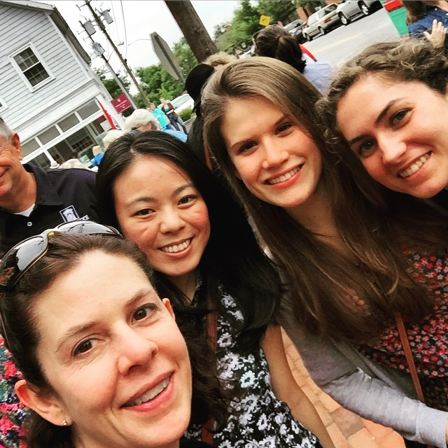 First Friday in Chestertown with NMF harpists!