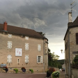 A stormy end to our France vacation illgetyoumypretty!