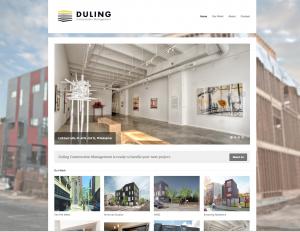 Duling Construction Website