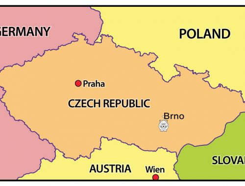 Where is Brno?