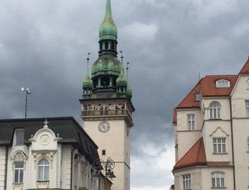 Brass Quintet in Brno